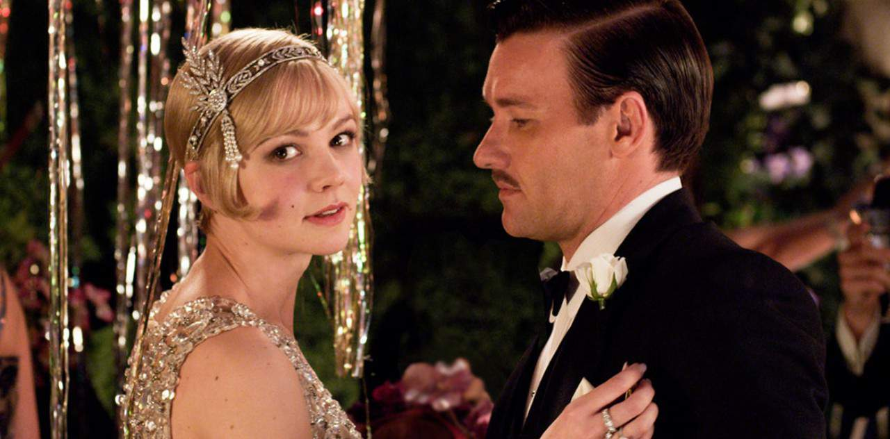 Tiffany Jewels worn by Carey Mulligan in The Great Gatsby