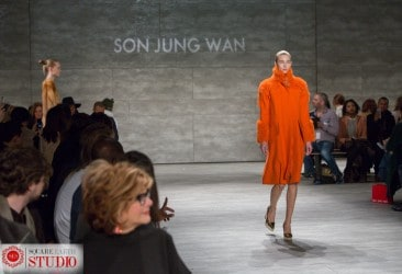 Son Jung Wan - Fall 2015 - Photo by Maryna Marston