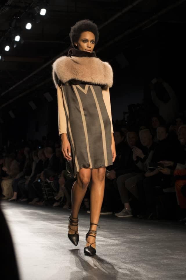 Francesca Liberatore, NYFW Fall/Winter 2016
