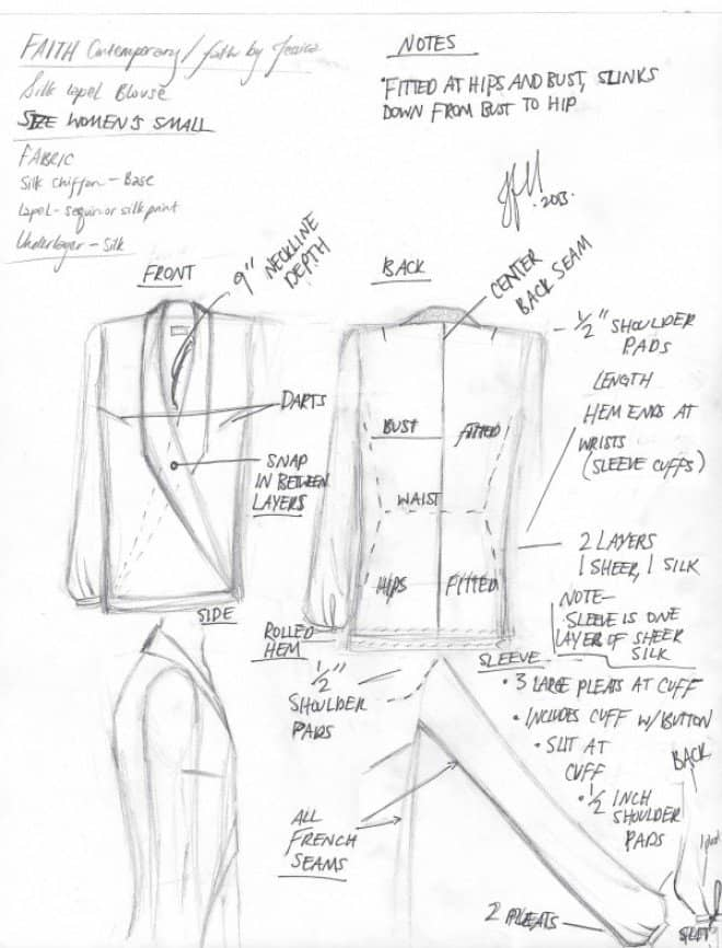 Design Your Own Blouse