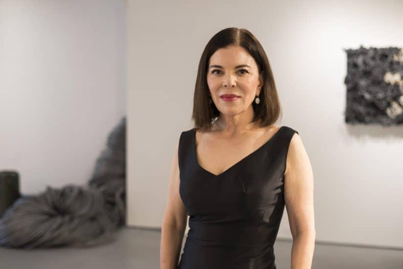 Designer Barbara Tfank, NYFW.